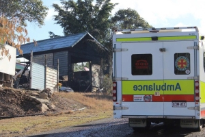 Human remains found after suspicious house fire in Rockhampton