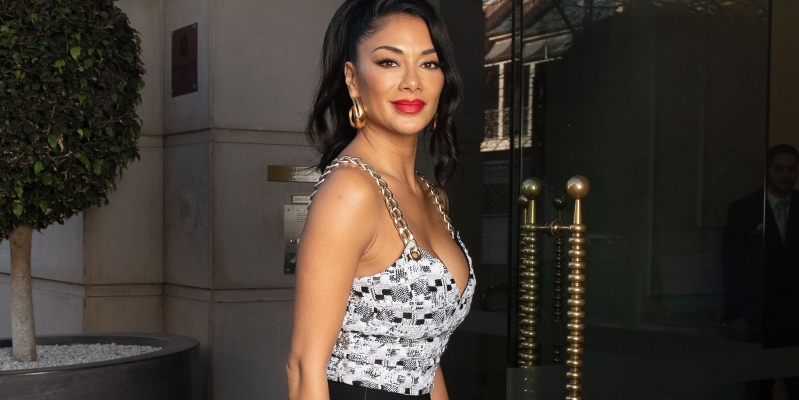 Nicole Scherzinger Is Still In Pussycat Dolls Shape—Even Though She's 41 Now