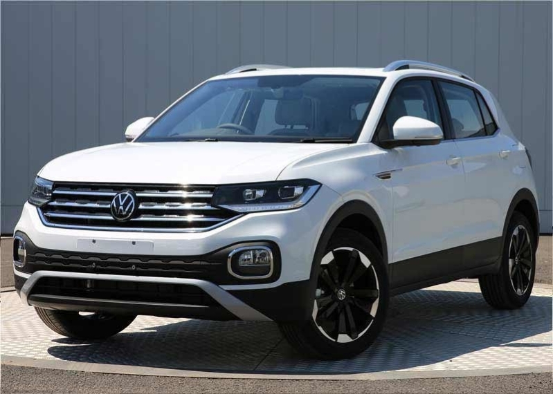 VW T-Cross se transforma em Tacqua na China