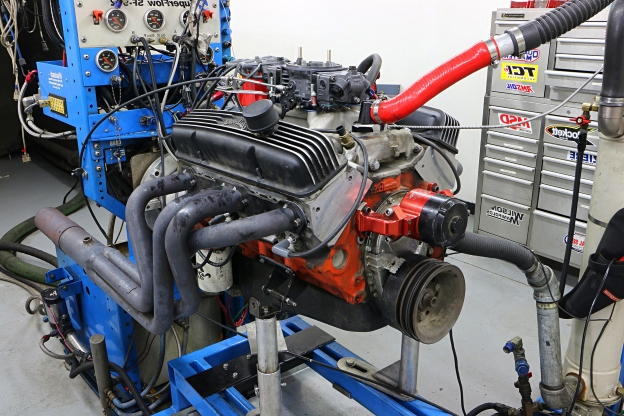 Enthusiasts: 1,000 HP From a Broken-In 400-Inch Small-Block