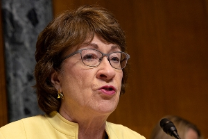 Cook Political Report moves Susan Collins Senate race to 'toss up'