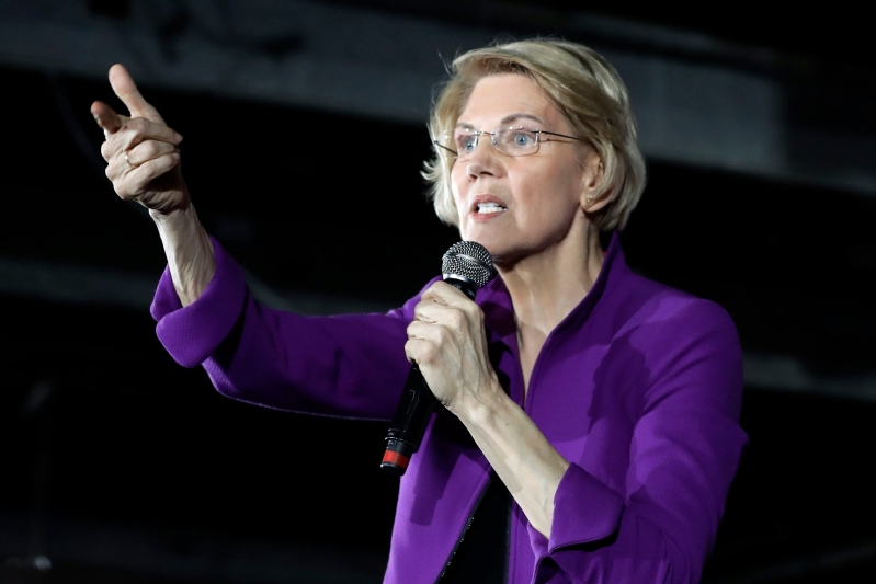 Elizabeth Warren unveils expansive proposal on Native American issues
