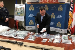 Mounties bust Surrey drug lab allegedly linked to Brothers Keepers gang