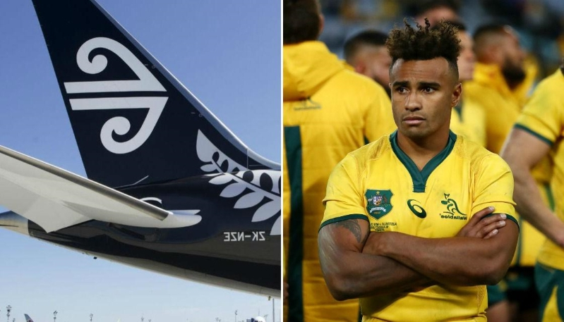 Air NZ mocks Australia's rugby record with scathing full-page ad