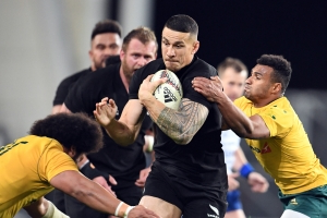 Bledisloe Cup: Fans puzzled after Sonny Bill Williams refuses to sing anthem