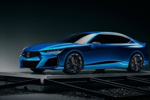 Refreshing or Revolting: Acura Type S Concept