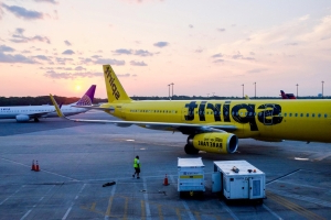 Spirit Airlines Drops Three Cities From Fort Lauderdale Route Map