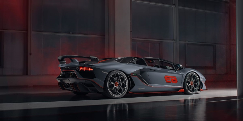 Auto Shows The Aventador Svj 63 Roadster Is The Ultimate