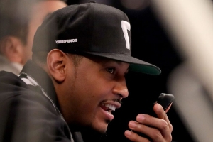 Arenas thinks Carmelo should join Lakers