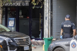 Slain restaurant owner with link to Montreal mob boss was trying to sell his Roncesvalles business