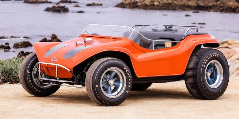 Steve McQueen's Meyers Manx Up for Auction, but C/D Was There First