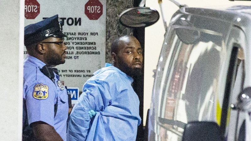 Crime: Suspected shooter in Philadelphia standoff charged