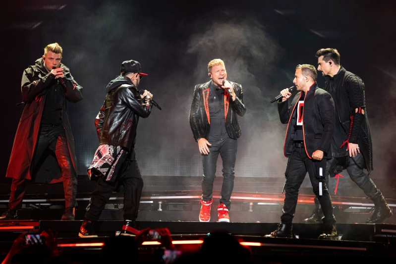 Backstreet Boys Cancel Show Due To Storm And Their Fans Are Not Happy With The Way It Was Handled