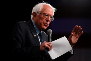 Bernie Sanders wants to stop police using facial recognition software