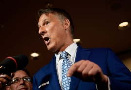 Bernier Claims 'Islamist Extremists' Have 'Infiltrated' Canadian Politics