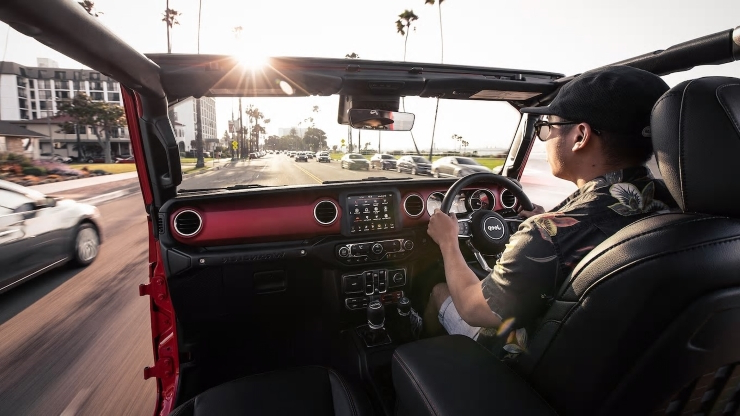 Reviews Everyone S Having Fun In Our Jeep Wrangler Rubicon Except Me Pressfrom Canada