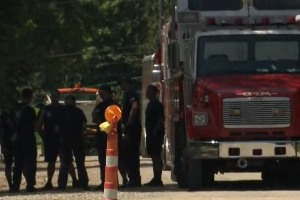 Hazmat team responds to incident at Fox Point synagogue