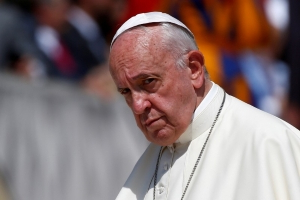 Pope expected to make Thailand visit in November: sources