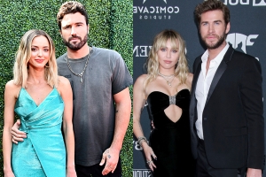 Kaitlynn Carter and Brody Jenner were 'long time' couple buddies with Miley Cyrus and Liam Hemsworth