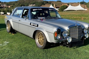 Driven: Mercedes-Benz 300 SEL AMG Shines During Monterey Car Week