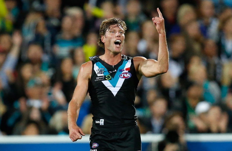 Sport Port Adelaide S Brad Ebert Admits He Has Been Asked To Defer Payments Pressfrom Australia