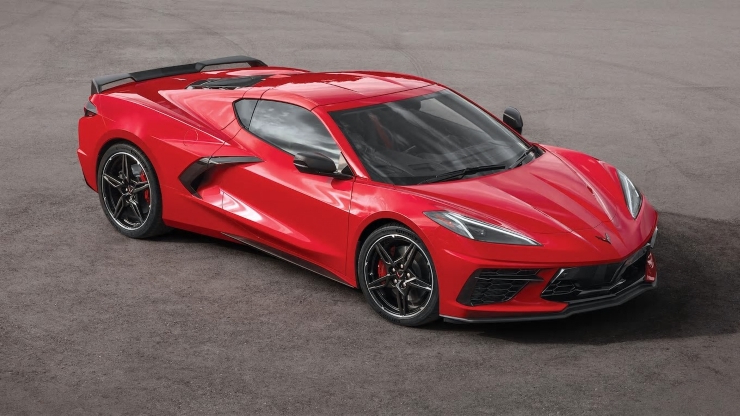 The C8 Chevrolet Corvette Starts Under $60K…But Only for the First Year