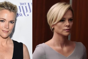 Twitter Can't Believe How Much Charlize Theron Looks Like Megyn Kelly in Bombshell: 'I'm Shook'