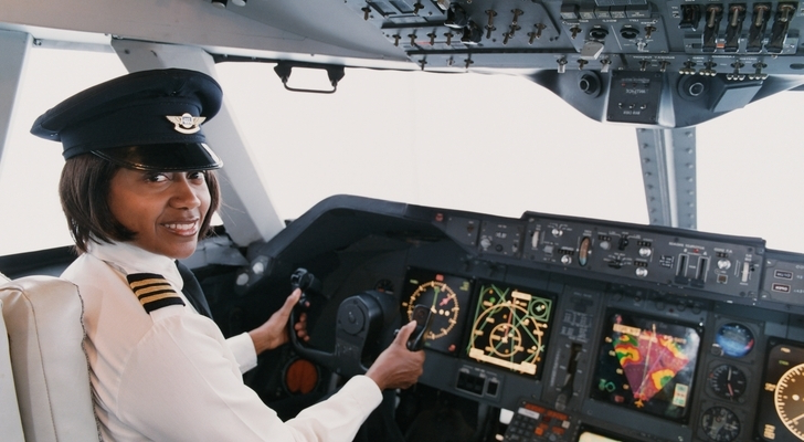 As Airline Industry Grows, Proportion of Women Pilots Remains Stagnant