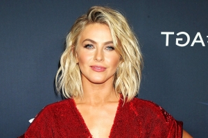 Julianne Hough: I'm 'Super Grateful for My Family After Sexuality Revelation
