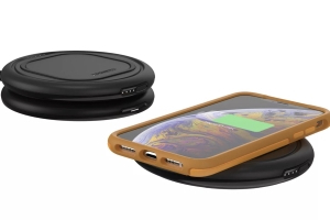 OtterBox reveals a portable and stackable wireless charging system