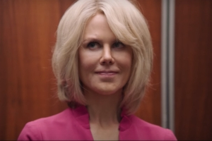 Robbie, Theron and Kidman in trailer about true MeToo scandal