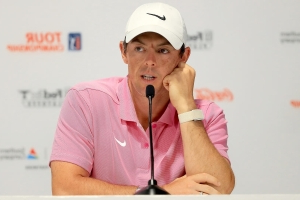 Rory has 'had enough' of slow play talk