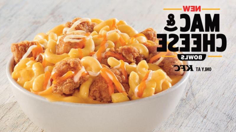 Unfortunately, KFC's new Mac & Cheese Bowls are missing one crucial element