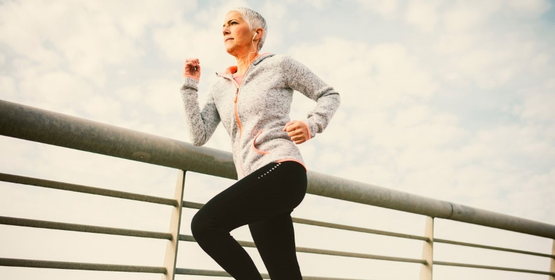 Do you need to stop exercising if you have arthritis?
