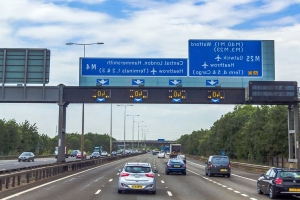 Heavy traffic forecast as 16.5m leisure trips expected this weekend