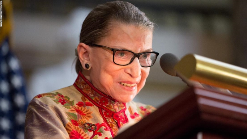 Image result for Doctors Says Prognosis For Justice Ginsburg is Grim