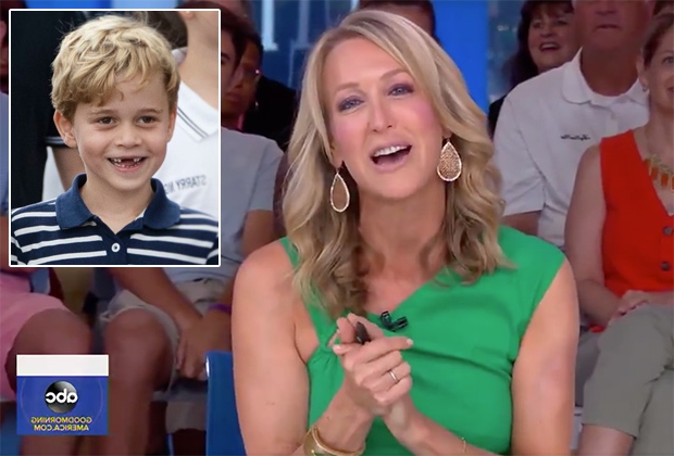 Lara Spencer Apologizes for Mocking Prince George's Ballet Lessons on GMA