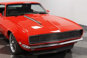 Restomod 1968 Camaro RS Is Both The Beauty And The Beast