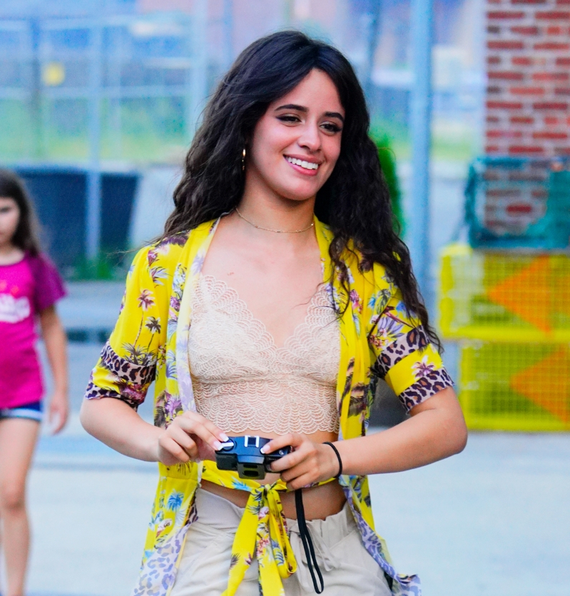 Entertainment: Camila Cabello Explains Why Social Media Is