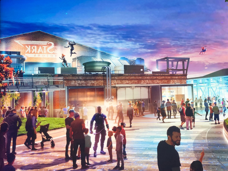 Disney is releasing an entire Marvel-themed 'Avengers Campus' park in 2020. Here's everything we know so far.