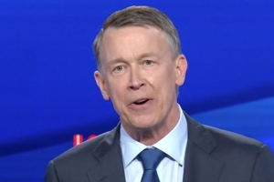 Hickenlooper day-old Senate bid faces pushback from progressives