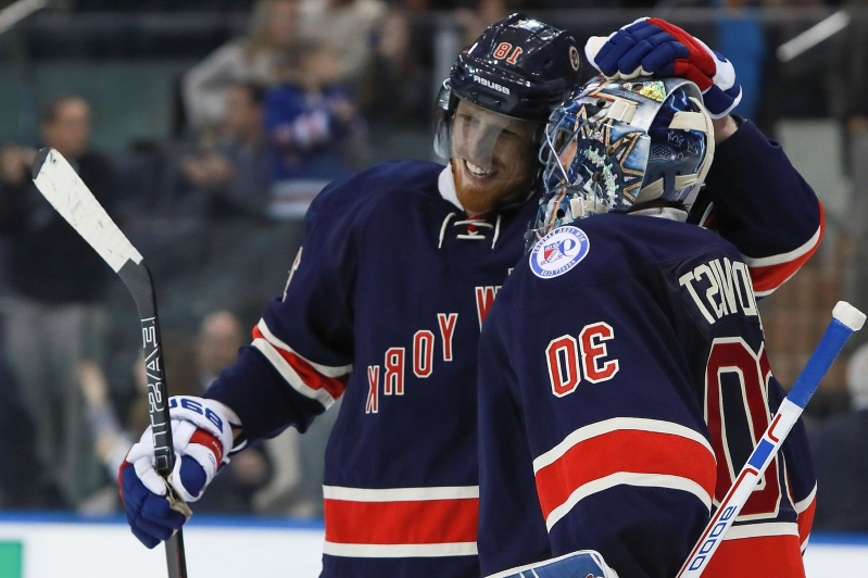 best website 43172 b8462 Sport: Sweater Speculation: What Could New York Rangers ...