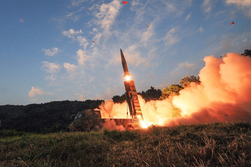 Aust slams North Korea's missile launches