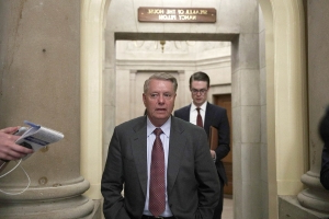 Lindsey Graham: 'Accept the pain' of the U.S.-China trade war