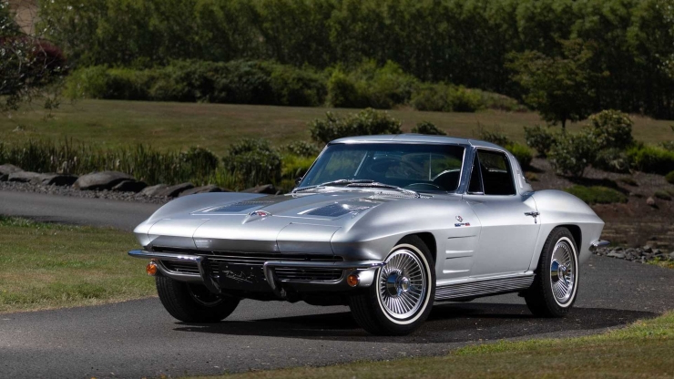 Jim Osterman Classic Corvette Collection Heads To Barrett-Jackson