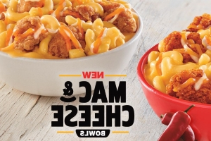 KFC's New Mac & Cheese Bowl Is A Side Dish With Big Entrée Energy