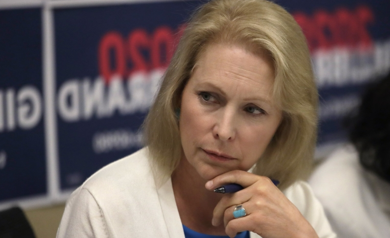 'She's not going to make it': Friends and donors want Gillibrand to drop out