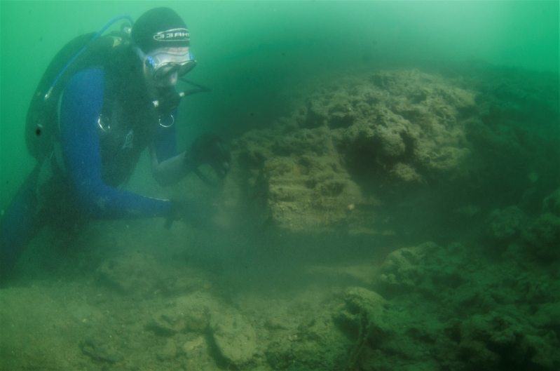 Stone Age Boat Building Site With Technology Not Seen for Thousands More Years Discovered by Underwater Archeologists