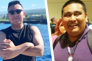 Two Crucial Diet Changes Helped This Guy Lose More Than 100 Pounds