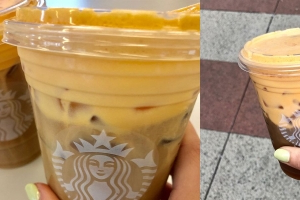 We Tried Starbucks' Pumpkin Cream Cold Brew And It's So Much Better Than The PSL